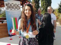 Злато за Патрицие Найманова от турнир по класически шахмат в Охрид