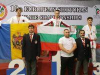Плевенчанинът Теодор Димитров е новият европейски шампион по карате