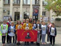 """Млади възрожденци от НУ """"Христо Ботев""""-Плевен участваха в ученически исторически турове"""