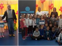 """6-годишна възпитаничка на ДГ """"Зора""""-Червен бряг с приз от национален творчески конкурс"""