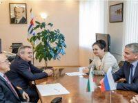 Делегация от Червен бряг посети град Таганрог