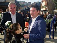 Найден Зеленогорски: Плевен се развива изключително успешно, предстоят още много значими неща за града