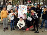 """Ученици от НУ """"Единство"""" – Плевен твориха в името на толерантността"""