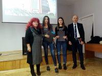 В Езиковата гимназия в Плевен изнесоха презентация по повод Международния ден за правата на децата
