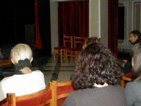 """Лекция """"Въведение във френската драматургия"""" бе изнесена в Театъра в Плевен"""