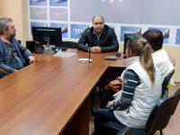 Пенсионери от Къшин се срещнаха с депутата от ГЕРБ Владислав Николов