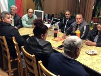 Областният координатор на ПП ГЕРБ Владислав Николов присъства на събрание на партийната структура в Беглеж