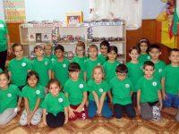 """Малчуганите от ДГ """"Щастливо детство"""" помагат на малкия Тео от село Гиген"""