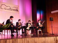 """Китарният квартет """"Еклис"""" сътвори нова музикална реалност на концерта си в Плевен"""