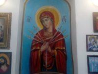 Дарение от икони получиха жителите на село Брестовец