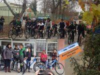Велопоход се проведе днес в Долна Митрополия