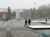 Предимно облачно и с 4 градуса максимална температура ще е времето днес в Плевен