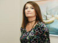 Румяна Живкова нареди живописна изложба в Къщата на художниците – снимки!