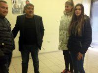 Депутатът Пламен Тачев направи дарение за млади спортисти