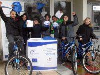 Трима късметлии спечелиха велосипеди в Червен бряг