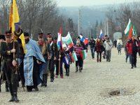 Поход на признателността се проведе по повод 141 години от освобождението на Плевен /снимки/