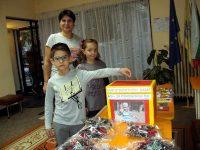 """Близо 2000 лв. събра благотворителният базар в ДГ """"Щастливо детство"""" – Плевен в подкрепа на малкия Тео"""