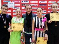 Поредни отличия за талантливите танцьори от Долни Дъбник