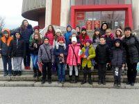 """Малки патриоти от ОУ """"Св. Климент Охридски"""" отбелязаха Освобождението на Плевен в РИМ и Панорамата"""