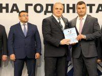 """Красимир Начев поздрави служителите на МВР – Плевен, получили приза """"Полицай на годината"""""""