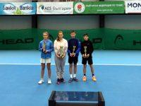 Йоана Константинова с второ място на Държавното първенство на закрито