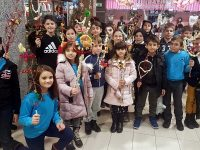 """В Работилница за сурвачки се включиха ученици от НУ """"Христо Ботев"""" – Плевен"""