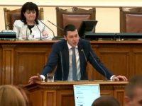 Депутатът Стефан Бурджев: Първо – вдигане на доходите, след това – на данъците!