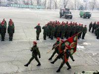 Своята 71-годишнина отбеляза от Военно формирование 22 160 – Плевен