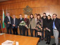 Италианският посланик и предприемачи дискутираха проблемите на бизнеса с кмета на Плевен