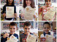 """Злато и престижни награди от Индия за арт школа """"Колорит"""""""