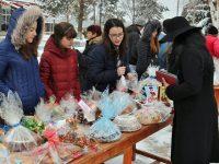 Коледен базар се проведе днес в Никопол