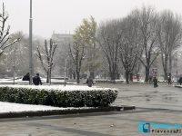 Плевенска област е под жълт код за сняг утре