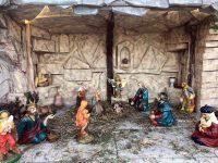 Сцена на Рождество и тази година в Плевен