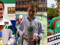 Нови успехи за плевенските тенисисти на Държавното първенство до 12 години