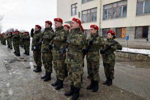 Новоназначени военни положиха клетва в Белене