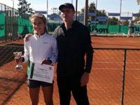 Треньорът на Йоана Константинова: Тя е много упорита и винаги търси победата