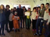 ЦОП – Червен бряг с инициатива по повод Международния ден на прегръдката