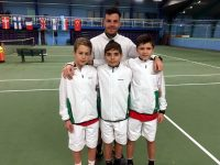 Иван Монов с успех на двойки над тенисистите от Израел