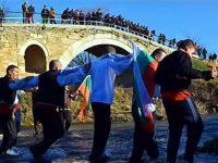 Мъжко хоро ще се вие отново във водите на река Златна Панега край Радомирци на Йордановден