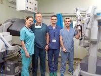 """УМБАЛ """"Света Марина"""" – Плевен ще прилага 10-годишния опит в роботизираната хирургия при лечението на пациентите си"""