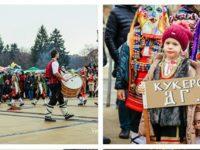 """Децата от ДГ """"Зора"""" – Червен бряг участваха във фестивала """"Сурва"""""""