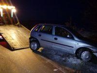 Катастрофа без пострадали е станала на пътя между Гривица и Згалево