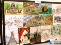 "РВИМ – Плевен приема творби за Националния конкурс за детска рисунка ""Освобождението"""