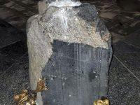 Разкрити са вандалите, изкъртили бронзовата жабка в центъра на Плевен