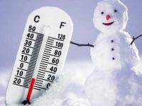 Минус 10 градуса показаха термометрите тази сутрин в Плевен, отново жълт код за студ