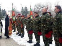 На Богоявление осветиха знамената на Плевенския гарнизон