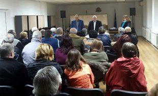 Общинската структура на ГЕРБ в Долна Митрополия излъчи номинации за евродепутати