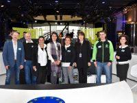 Журналисти от Плевен гостуваха в Брюксел по покана на евродепутата Филиз Хюсменова (снимки)