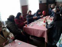 Работилница за мартеници организираха в читалището в Малчика