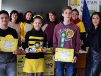 """СУ """"Иван Вазов"""" – Плевен излъчи победителите в състезанието """"Spelling Bee"""""""